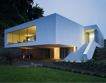 Contemoporary Property | Architecture Style